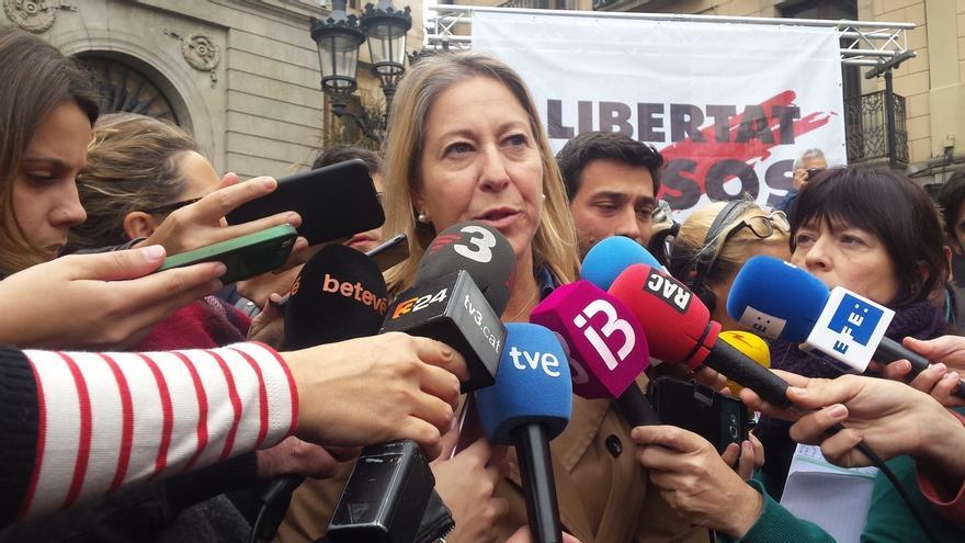 """Munté (PDeCAT) no descarta que Puigdemont no sea el candidato, aunque asegura que """"lo dará todo"""" en la campaña"""