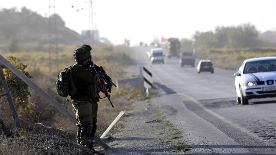 Continúan por quinto día consecutivo los incendios en Israel y Cisjordania