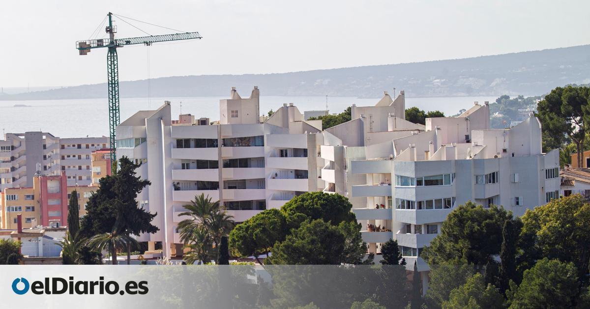 Entre los derechos a la propiedad y a la vivienda, el Govern balear defiende con la ley la expropiación de inmuebles