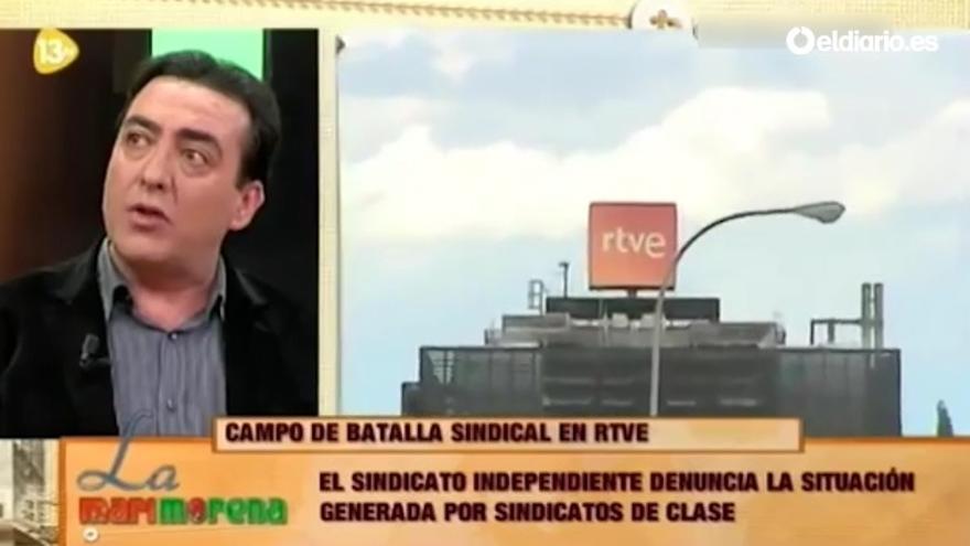 Juan Manuel Hidalgo, nuevo director de La 2.
