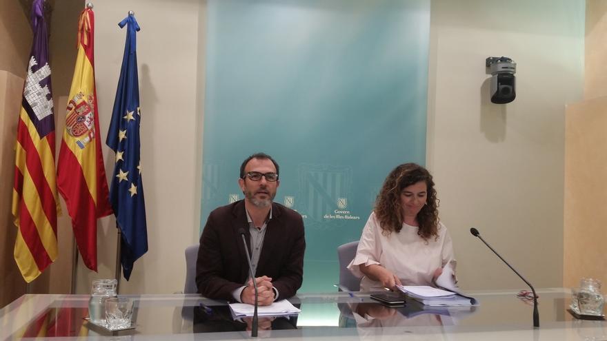 Destituidos los directores generales de Cultura, Política Lingüística y Transparencia del gobierno balear