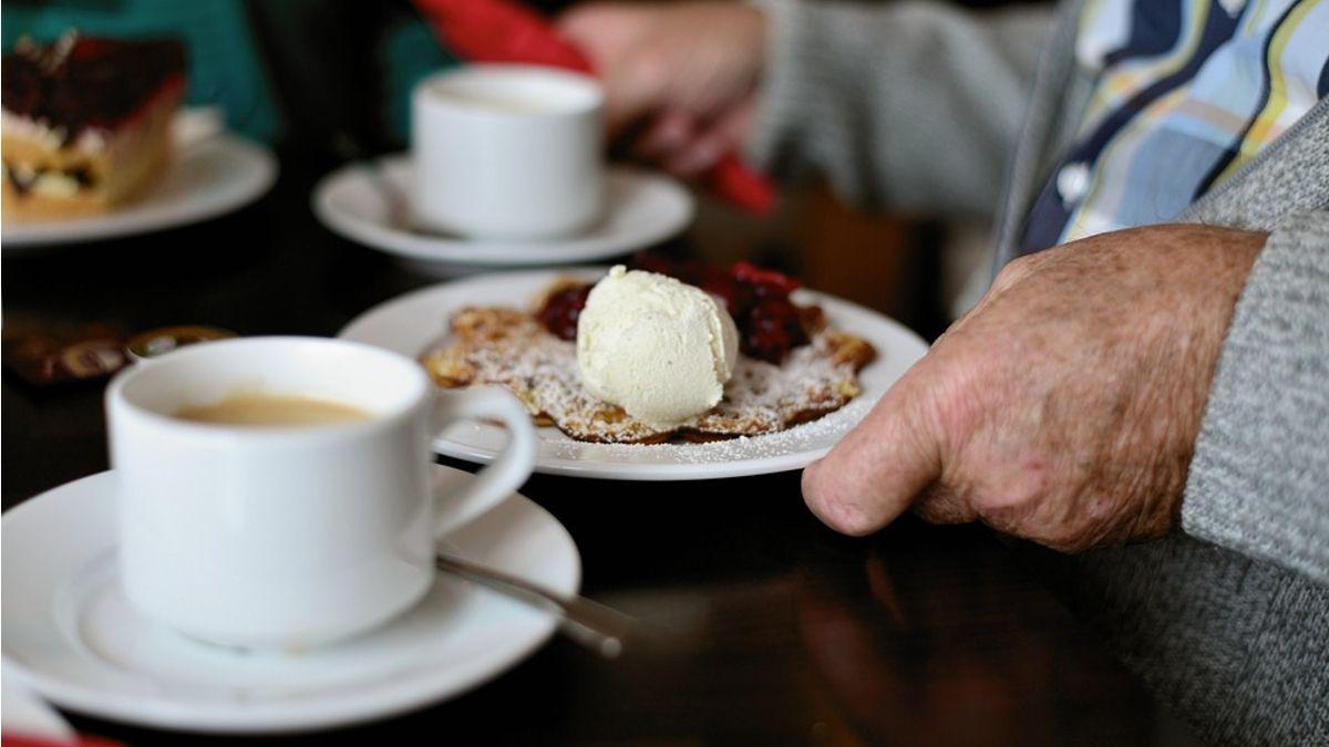 Servicios de cafetería para la tercera edad | PIXABAY