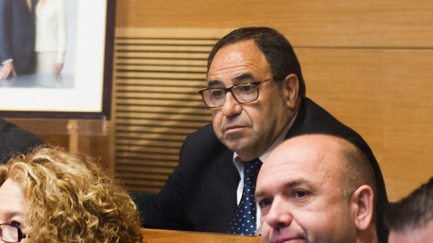 Rafael Soler es hoy diputado provincial de València del PP