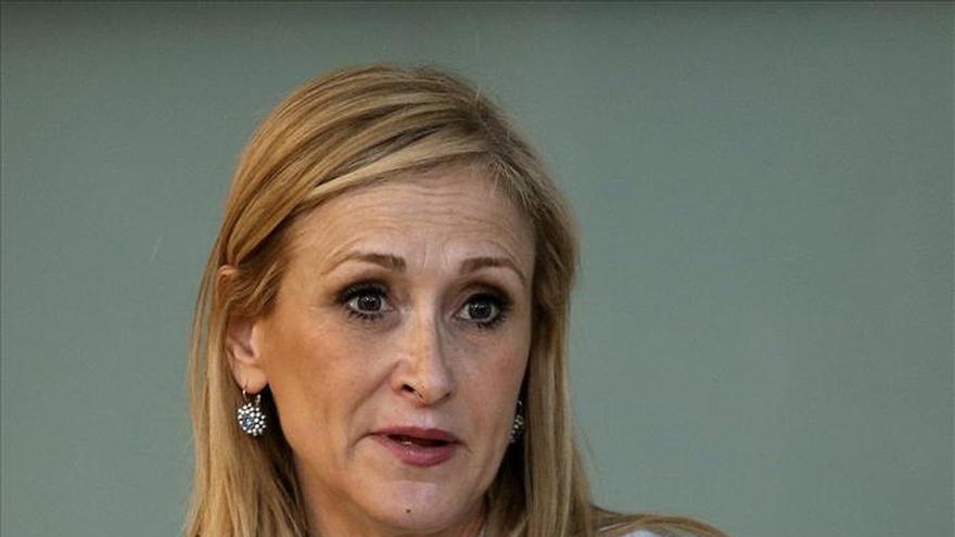 Cristina Cifuentes insta a Ahora Madrid a aplicar el mismo nivel de exigencia que pide