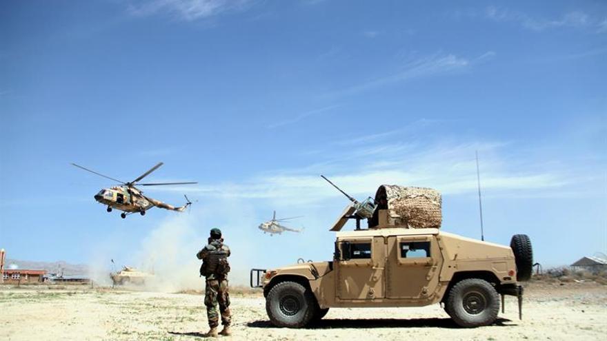 Al menos 4 muertos durante el ataque a una sucursal bancaria en Afganistán
