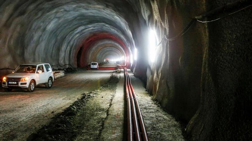 Túnel de Faneque