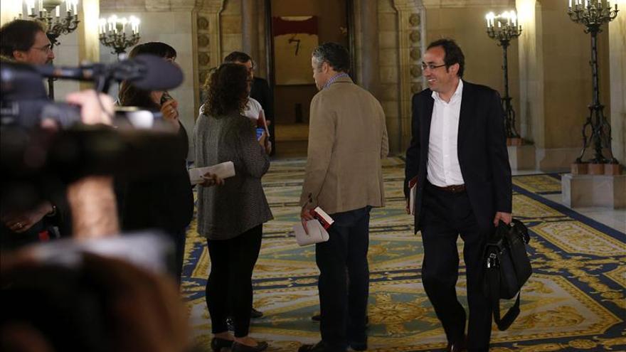 JxS apuesta por seguir con el pleno independentista aunque el TC lo suspenda