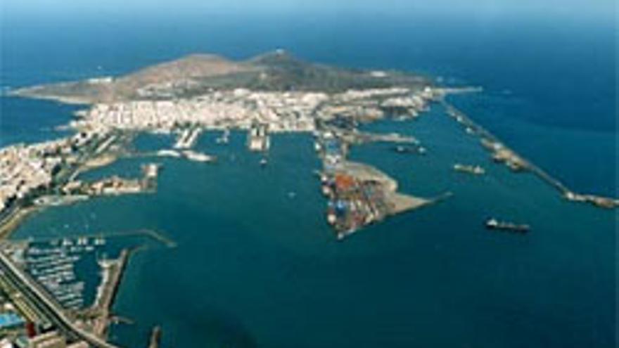 Puerto de la Luz y de Las Palmas.
