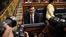 Pedro Sánchez ensaya su giro a la izquierda en política social e impuestos pero mantiene el secreto de la amnistía fiscal