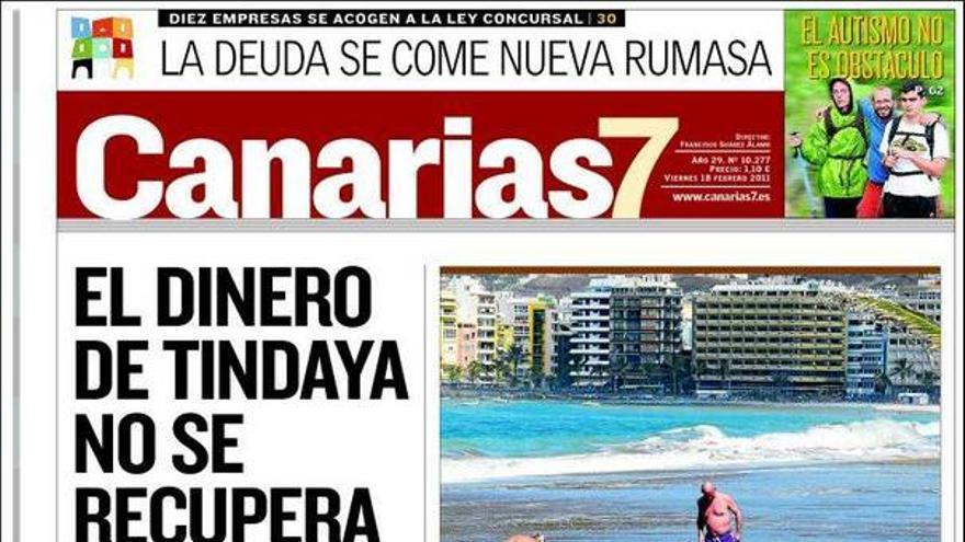 De las portadas del día (18/02/2011) #1