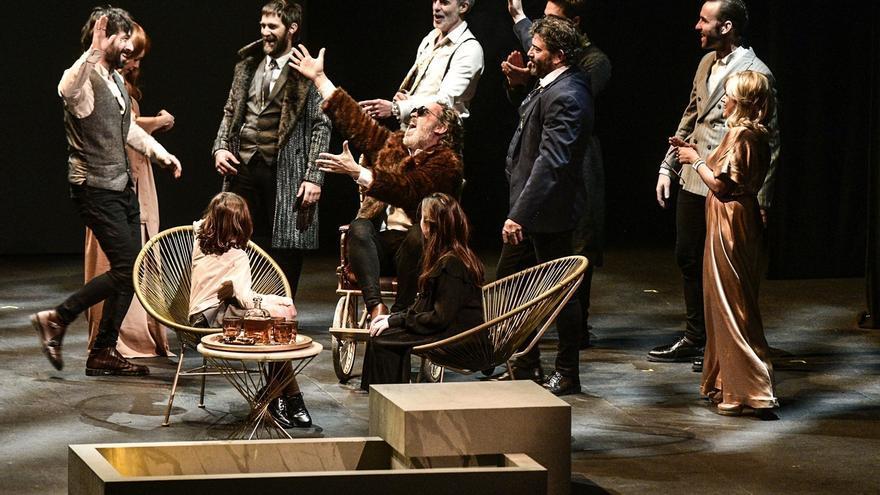 Los menores de 30 años podrán asistir gratis el ensayo general de 'Macbeth' en el Teatro Arriaga de Bilbao