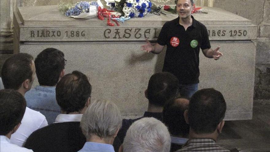 El nacionalismo gallego proclama la autodeterminación en el Día de la Patria