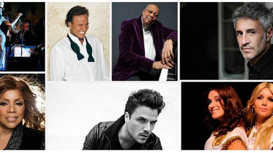 """En el """"line up"""" del festival de las estrellas han confirmado artistas como Dani Martín y Sergio Dalma."""
