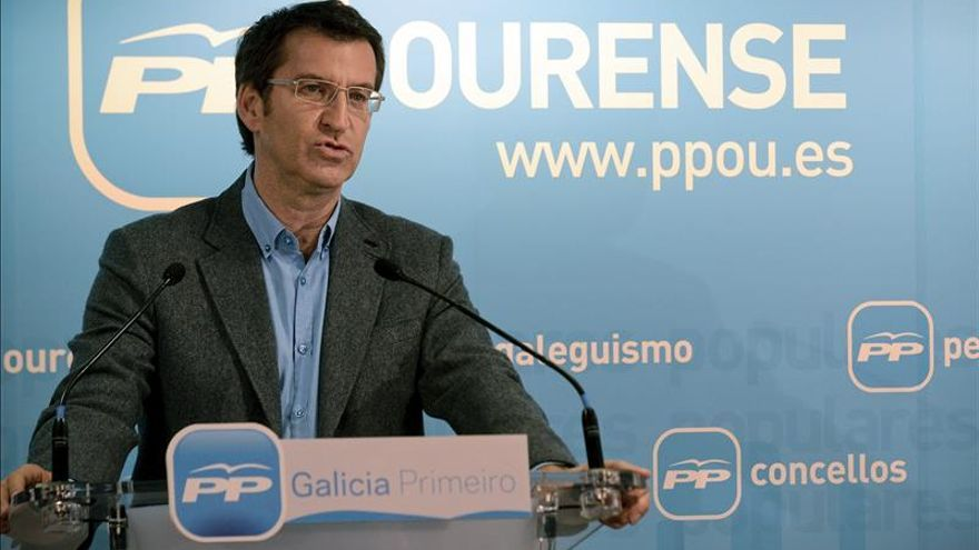 El PP logra dos escaños en Ourense, En Marea alcanza uno y el PSOE otro