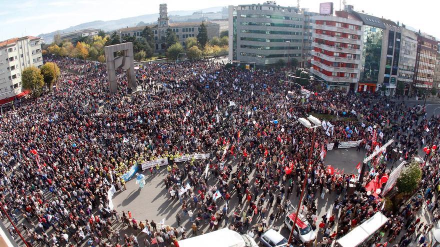 """Huelga general, del """"éxito"""" de los sindicatos a la """"normalidad"""" del Gobierno"""