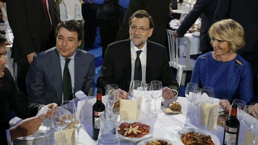 """Rajoy está """"absolutamente seguro"""" de que los """"46 millones de españoles"""" superarán el reto independentista de Mas"""