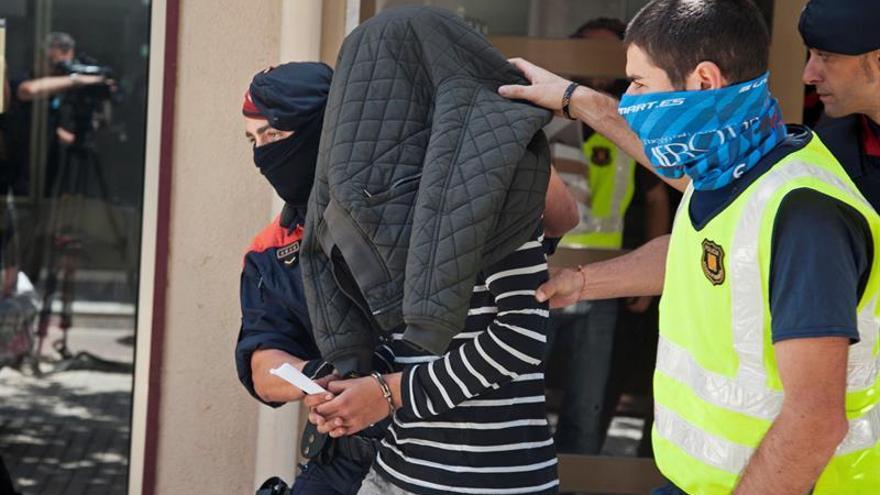 Registran los pisos de 6 detenidos por la muerte del presidente de la patronal de Girona