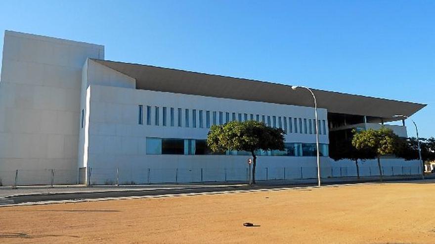 El Palacio de Congresos de Ayamonte