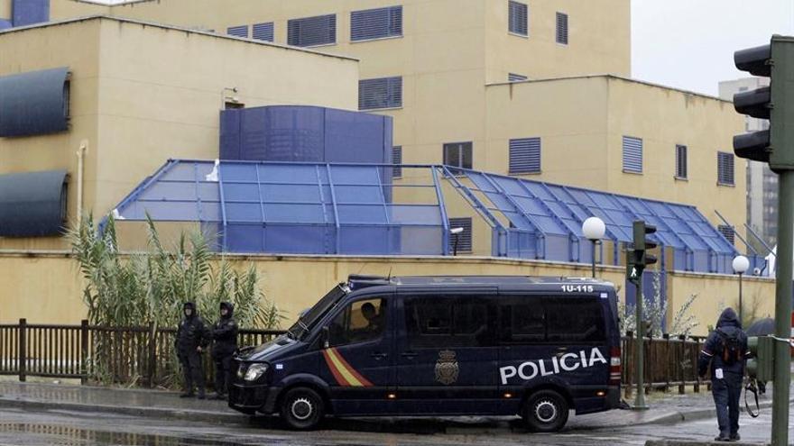 Centro de Internamiento de Extranjeros de Aluche, Madrid