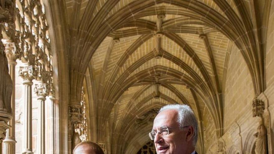 Ceniceros anuncia que el Patronato de Santa María la Real gestionará las visitas