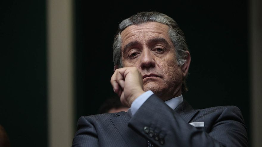 Pedro Casablanc como Bárcenas en 'B'