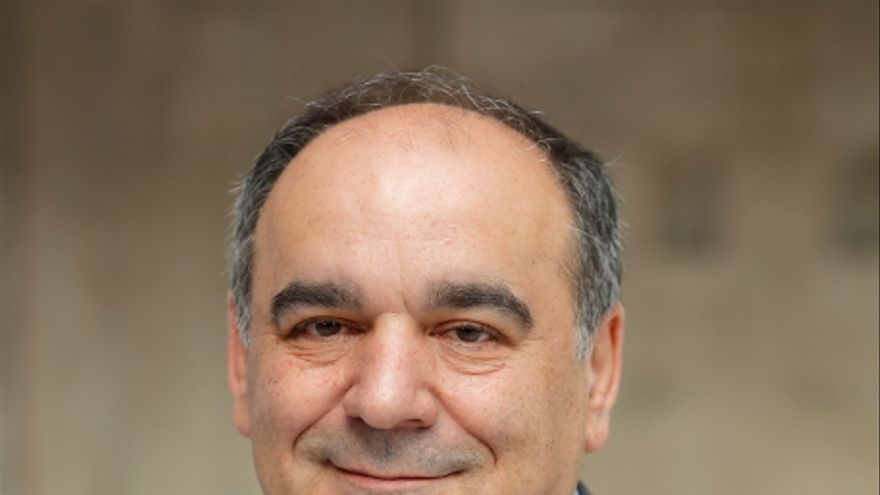 Francisco José Carrera, secretario de la Mesa de la Asamblea Regional de Vox / Asamblea Regional