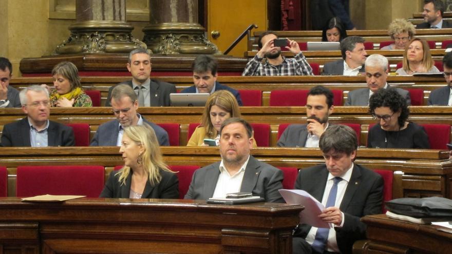 "Puigdemont: Los PGE son ""una riada que se lleva la lluvia de millones"" que prometió Rajoy"