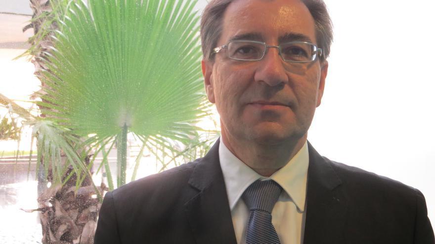 Jose Cabeza. Director de la Unidad de Gestión Clínica de Farmacia de Granada.