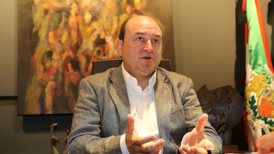 """Ortuzar (PNV): """"Mayor Oreja había hecho de su actividad política casi un monocultivo del tema de ETA"""""""