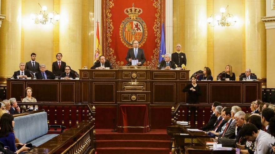 García-Escudero presentará en la Mesa del Senado la carta de Puigdemont y luego le responderá