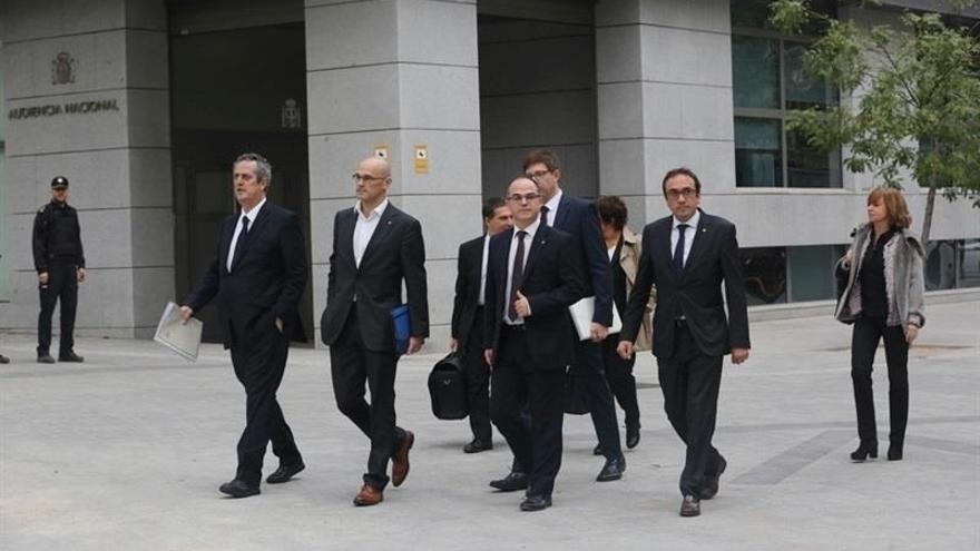 Rull avala la lista unitaria y la estrategia de Puigdemont en Bruselas, según un asesor