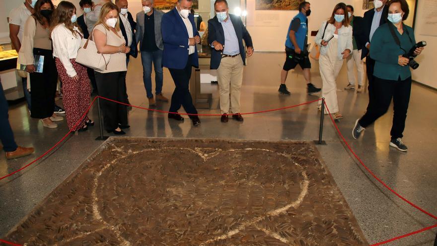 El Museo de los Pueblos Leoneses se convierte en escaparate de El Bierzo