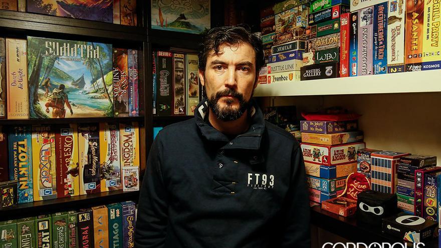 Juan Luque, creador y editor del juego de '30 Monedas' | CORDÓPOLIS