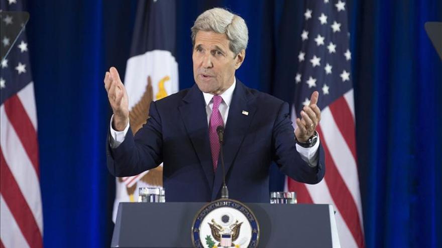 Kerry afirma que EE.UU. está comprometido con acoger a más refugiados sirios