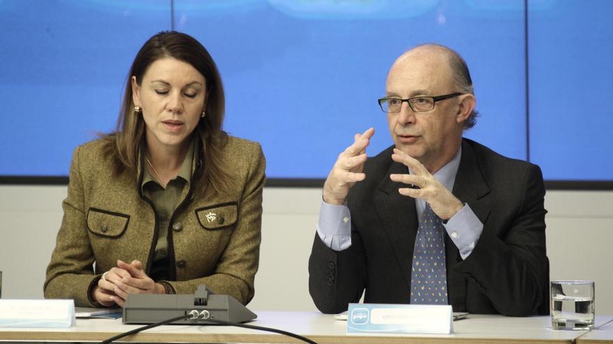 El PSOE quiere que Montoro explique al Congreso qué va a hacer Hacienda con los delitos fiscales de las obras del PP