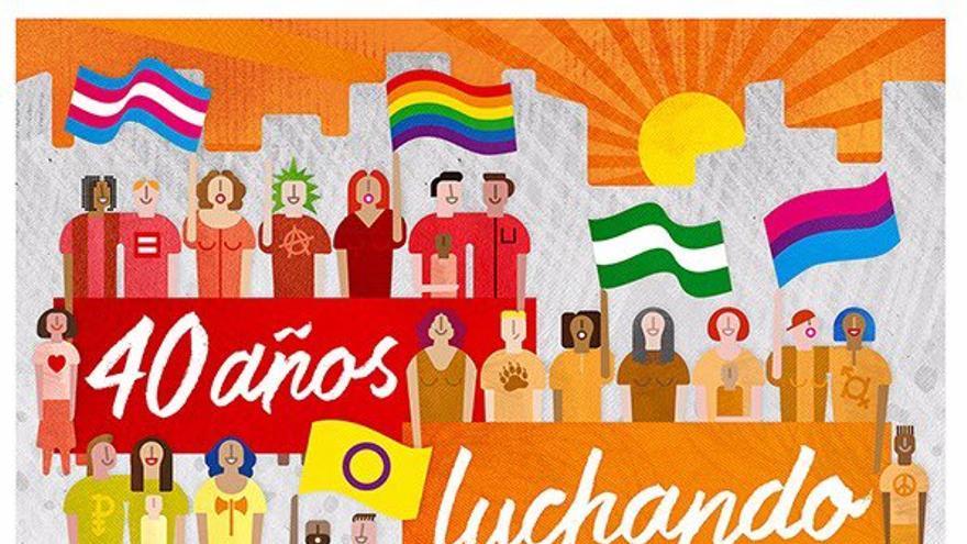 """Una pareja de lesbianas refugiadas pone voz al Orgullo andaluz: """"En mi país no podía ir a una marcha LGTBI"""""""