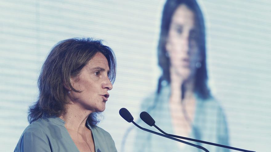 """Ribera urge """"acelerar"""" los procesos para abordar """"desde ya"""" el cambio climático porque """"no hay tiempo"""""""