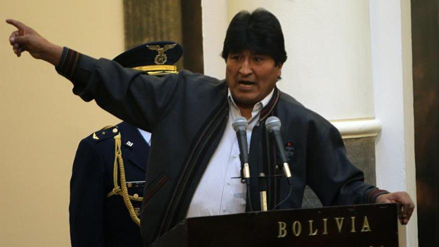 Evo Morales critica a quienes piden amnistía para militar que capturó al Che