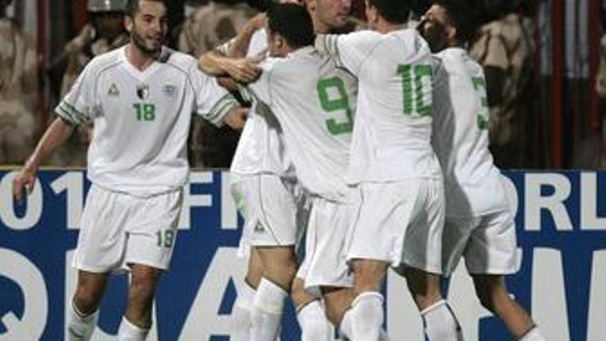 Argelia bate a Egipto y jugará su tercer Mundial