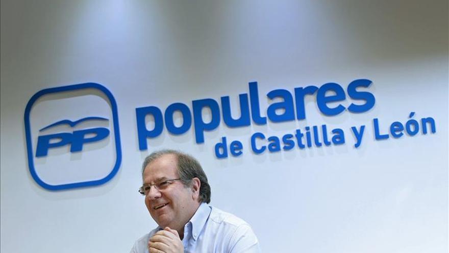 """Herrera será el candidato del PP en Castilla y León """"por responsabilidad"""""""