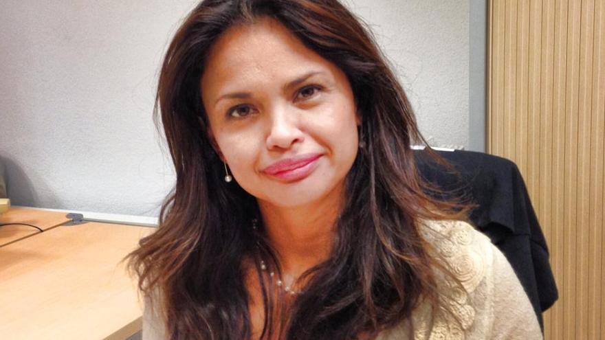 Entrevista a Erika Torregrossa.