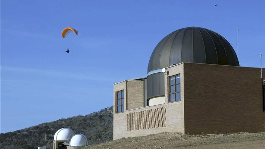 """El COU del Montsec estrena el primer planetario """"Open 3D"""" del mundo"""