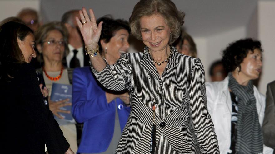 La reina preside un concierto dirigido por Zubin Mehta en Madrid