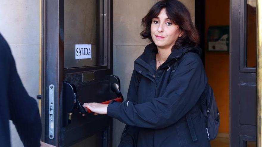 La Junta estudia la petición de Juana Rivas para que tutele a sus hijos
