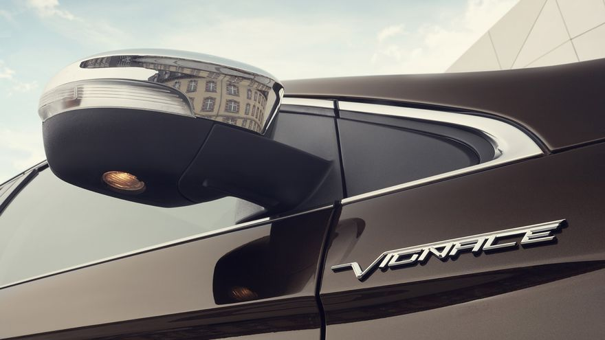 Bajo el distintivo Vignale, Ford ofrece las versiones más lujosas y exclusivas de Kuga y Edge.