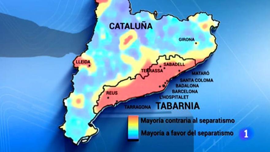 Tabarnia TVE