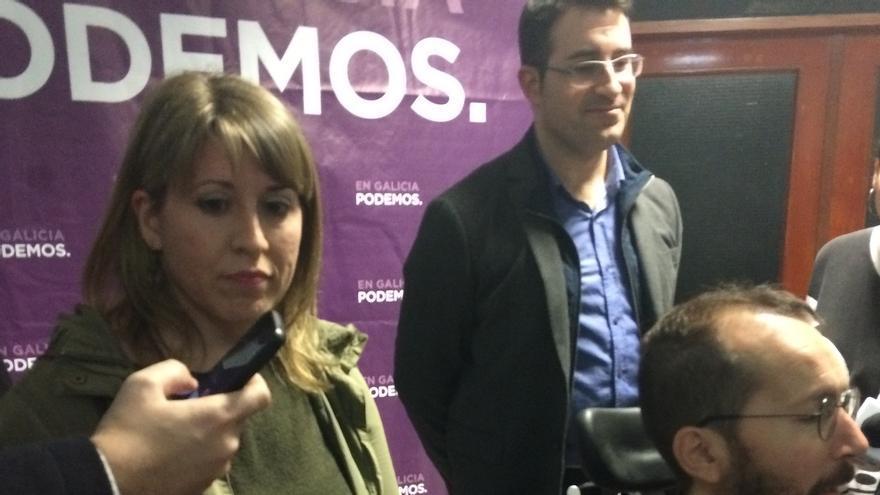 """Echenique defiende que los cargos de Podemos """"tienen una obligación"""" económica con el partido"""