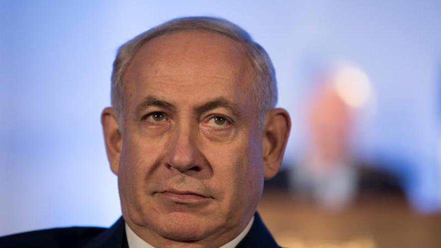 Netanyahu llega a Bogotá para hacer una breve visita a Colombia