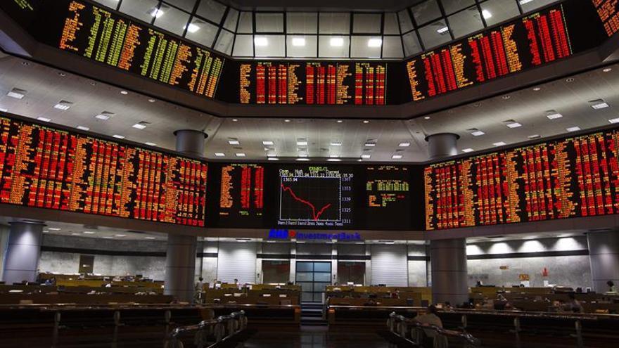 Arranque en positivo en las principales bolsas del Sudeste Asiático