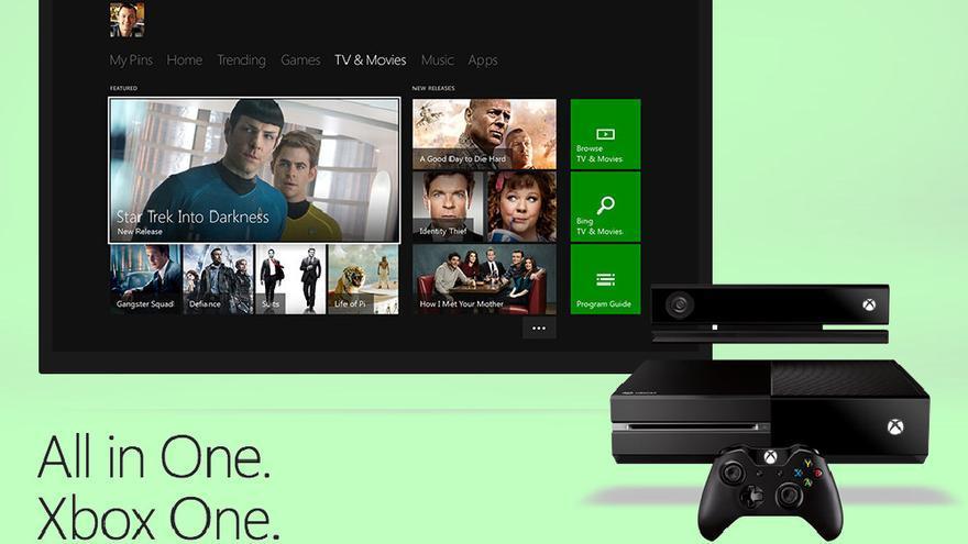 Xbox ONE de todo menos consola.jpg